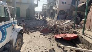 Terremoto de 7,2 grados sacude Haití