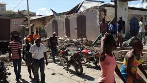 La Cruz Roja ayuda a los haitianos tras terremoto