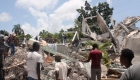 Haitianos piden ayuda médica tras el terremoto