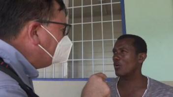 Sobrevivientes en Haití esperan atención médico