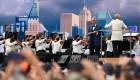 Bocelli en 'We Love NYC': Después de la tormenta llega el sol