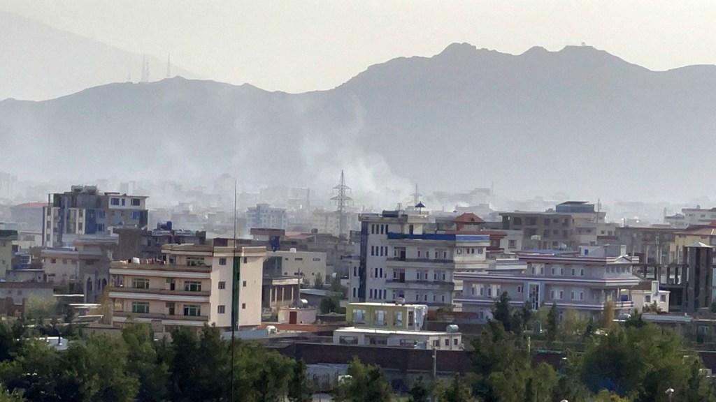 US air strike laban sa isang sinasabing bombang pang-kotse sa Kabul