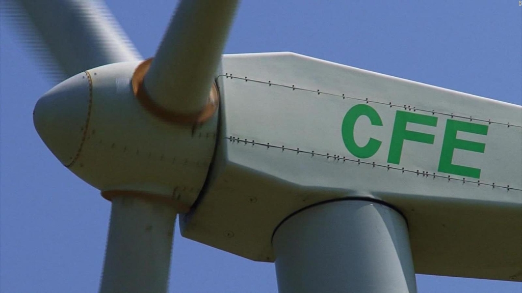 Clouthier: Mexico allows clean energy aligned to CFE