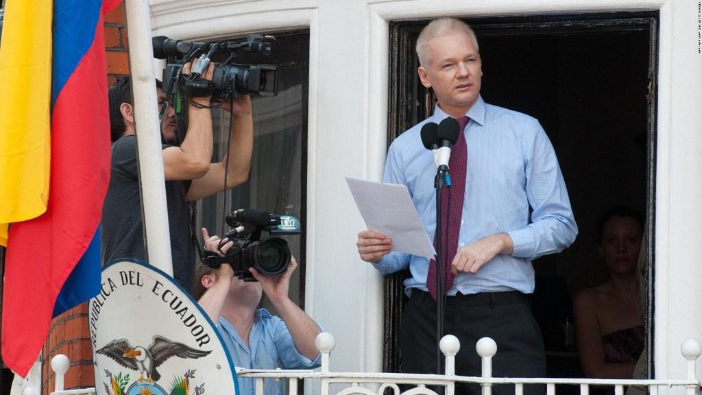 La CIA planearía secuestro de Julian Assange en 2017