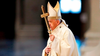 ¿Cómo se ha visto al papa Francisco tras su operación?