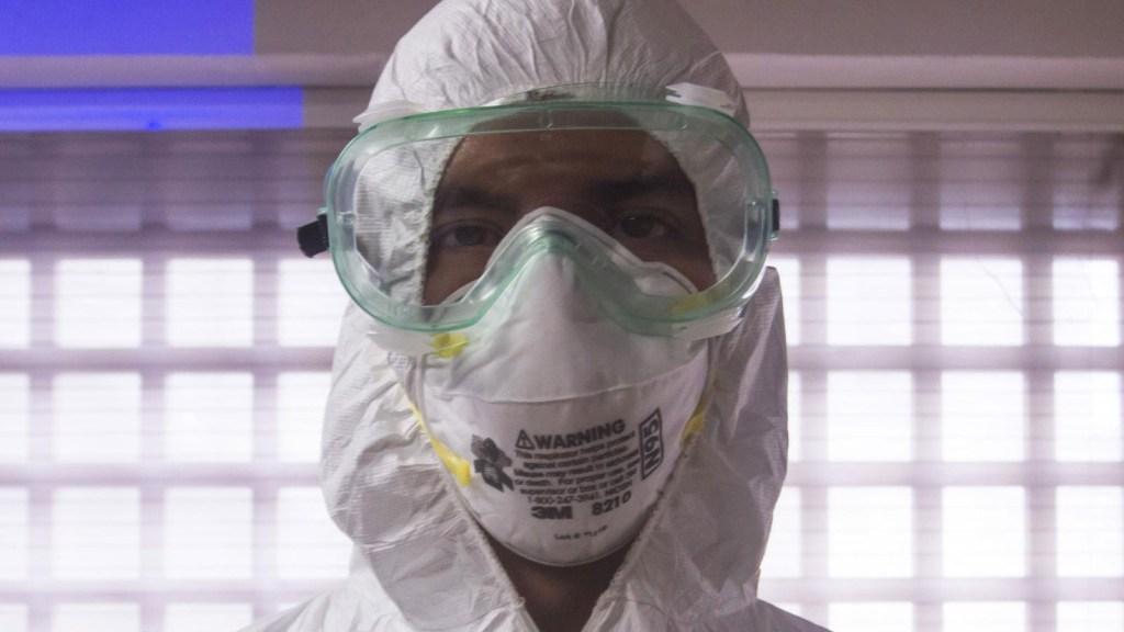 El Grito de héroes mexicanos de la pandemia de covid-19