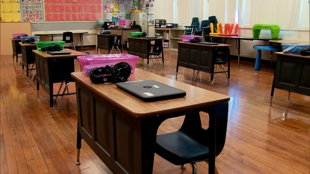 US schools still have federal money to spend