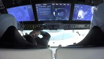 Este problema encendió las alarmas en la nave Crew Dragon