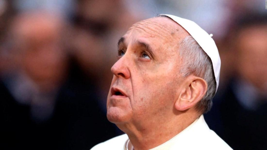 El papa Francisco habló de los abusos en Francia