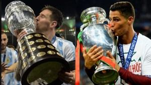 Cómo tener a CR7 y a Messi en la misma mesa