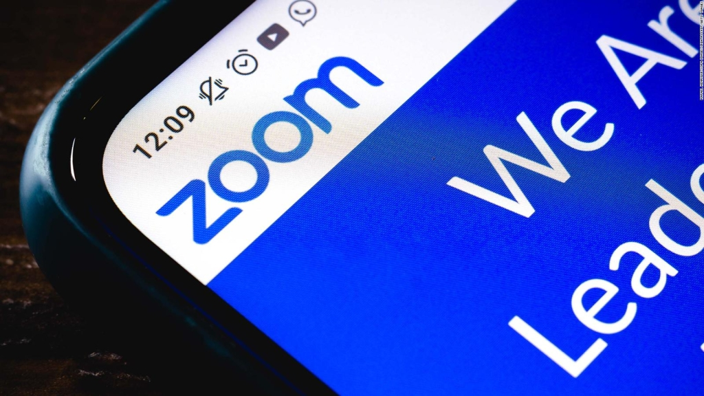 Las acciones de Zoom se desploman