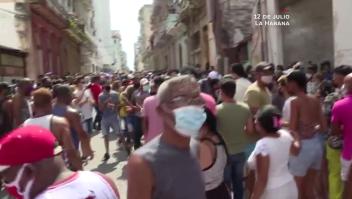 Guerra: La Revolución cubana se acabó hace mucho tiempo