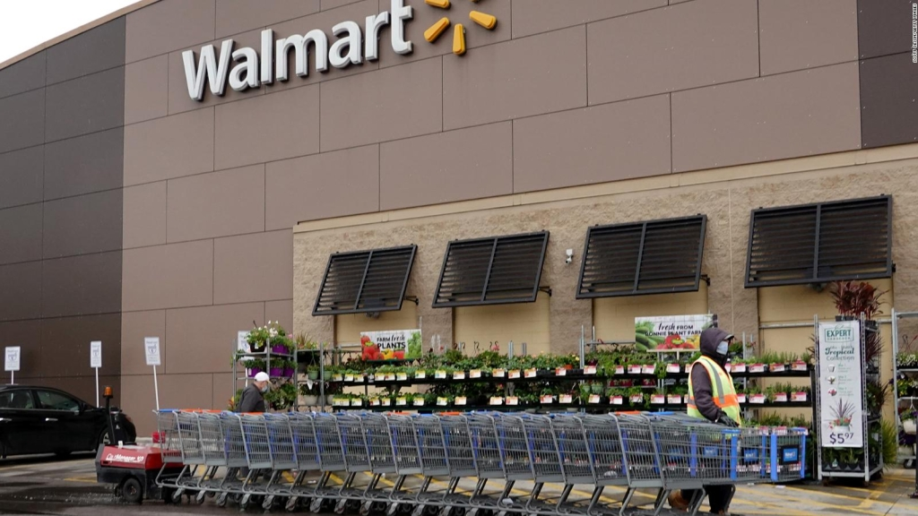 Walmart anuncia la contratación de miles de empleados