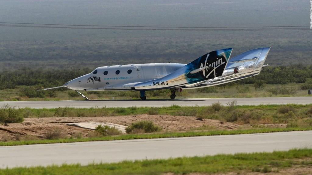 Virgin Galactic retrasa vuelo tripulado hasta octubre