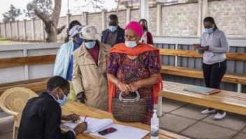 África, con menos vacunas contra covid-19 de lo previsto