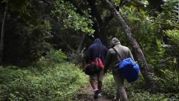 Continúan llegando migrantes haitianos a Costa Rica