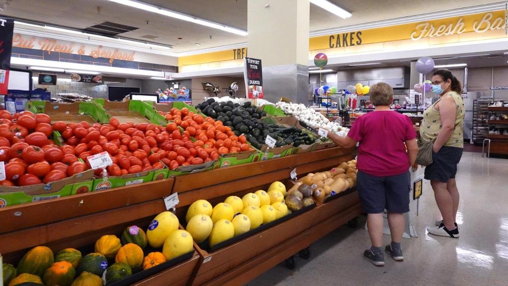 EE.UU. reporta menos inflación en agosto