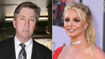 El padre de Britney Spears pide terminar tutela