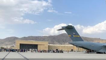 Parte primer vuelo regular desde Afganistán hacia Qatar