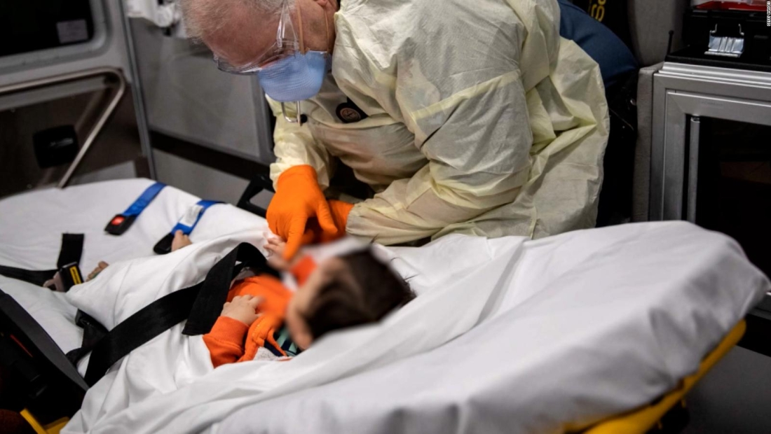 Alertan aumento de casos de covid-19 en niños