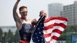 Brad Snyder, de militar a campeón paralímpico