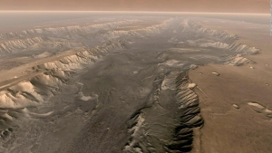 NASA detecta sismo en Marte que duró más de una hora