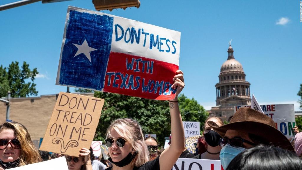 Dolores Huerta: El aborto es una decisión de cada mujer