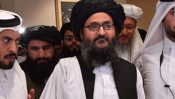 ¿Quién es el mulá Baradar, el rostro internacional de los talibanes?