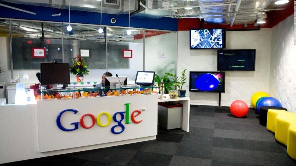 Naantala ng Google ang pagbabalik sa mga tanggapan nito hanggang 2022