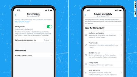 Twitter desarrolla una función contra el acoso