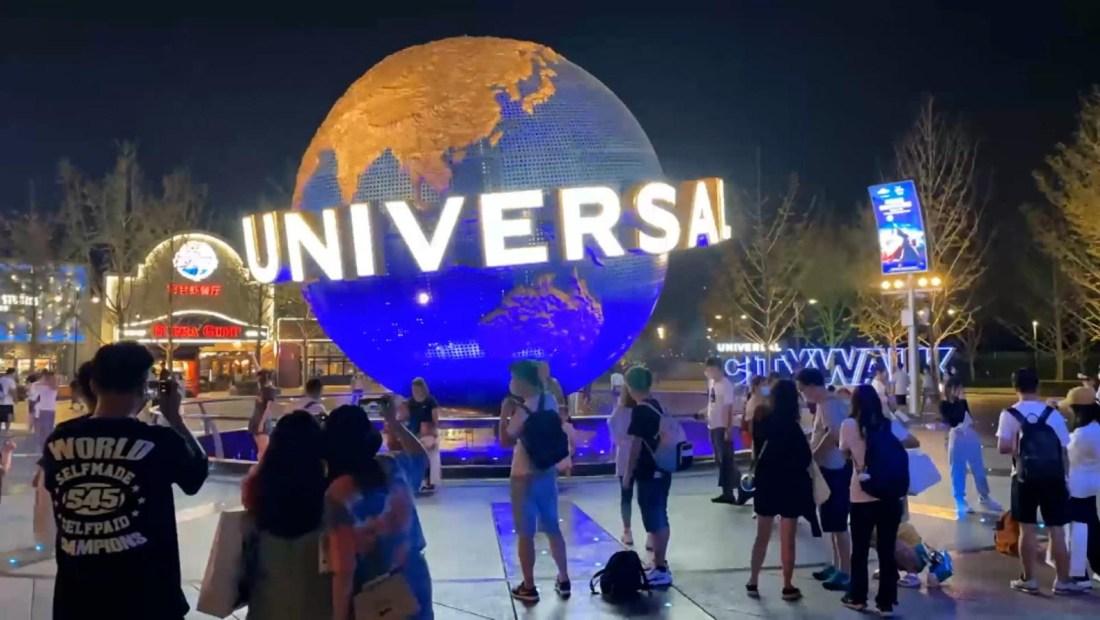 Universal Studios abre parque temático en China