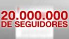 @CNNEE supera los 20 millones de seguidores en Twitter