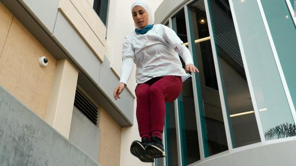 La increíble historia de esta atleta musulmana