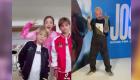 Shakira y sus hijos bailan al ritmo de J Balvin