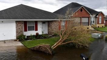 Así fue la destrucción en Louisiana tras el paso de Ida