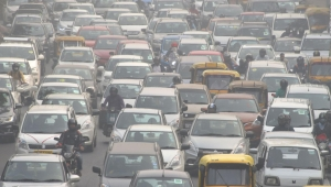 Países donde efectos de polución del aire acorta la vida