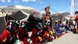 India: homenaje a tribus nómadas