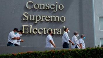 Nicaragua tiene lista de candidatos para las elecciones