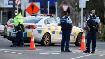 """Así se vivió el """"ataque terrorista"""" en Nueva Zelandia"""