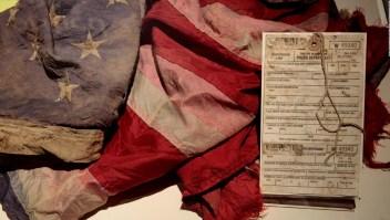 Imágenes que muestran la destrucción que causó el atentado del 11s