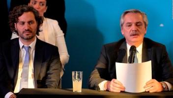 Motivos del conflicto Argentina-Chile, según Cafiero