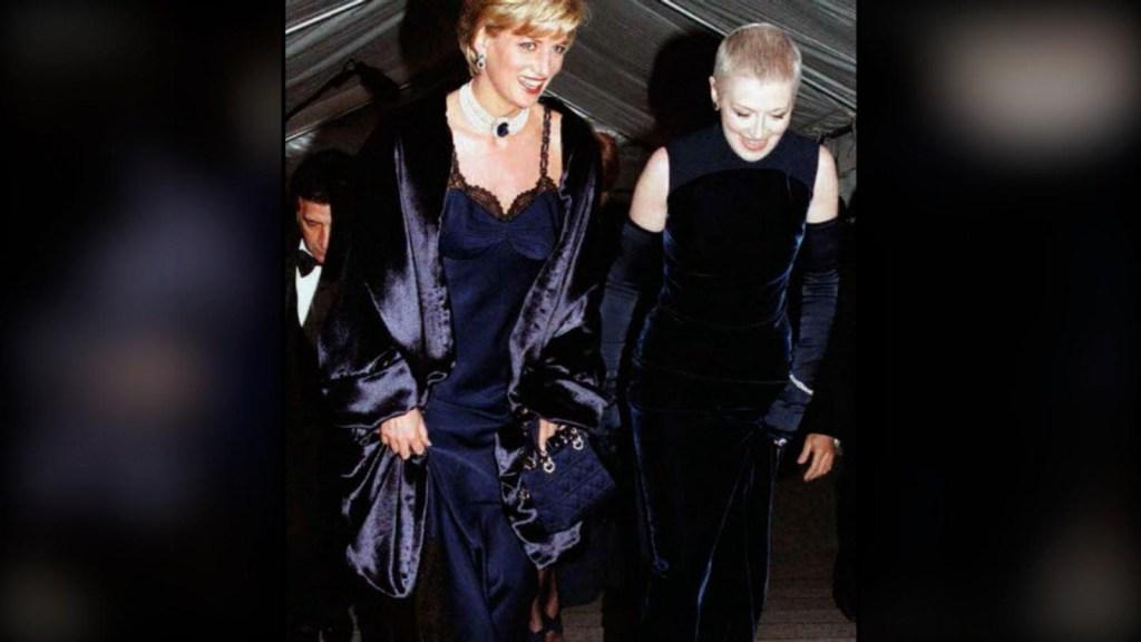 Ecco com'era quando ho visto la principessa Diana a New York nel 1995