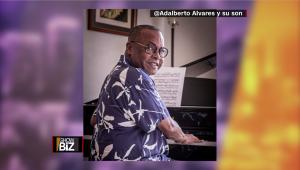 Muere el cantautor cubano Adalberto Álvarez