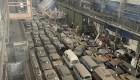 Encuentran lote de autos de lujo abandonados en Londres