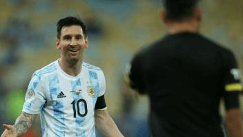 La proyección de Messi hacia el mundial de Qatar