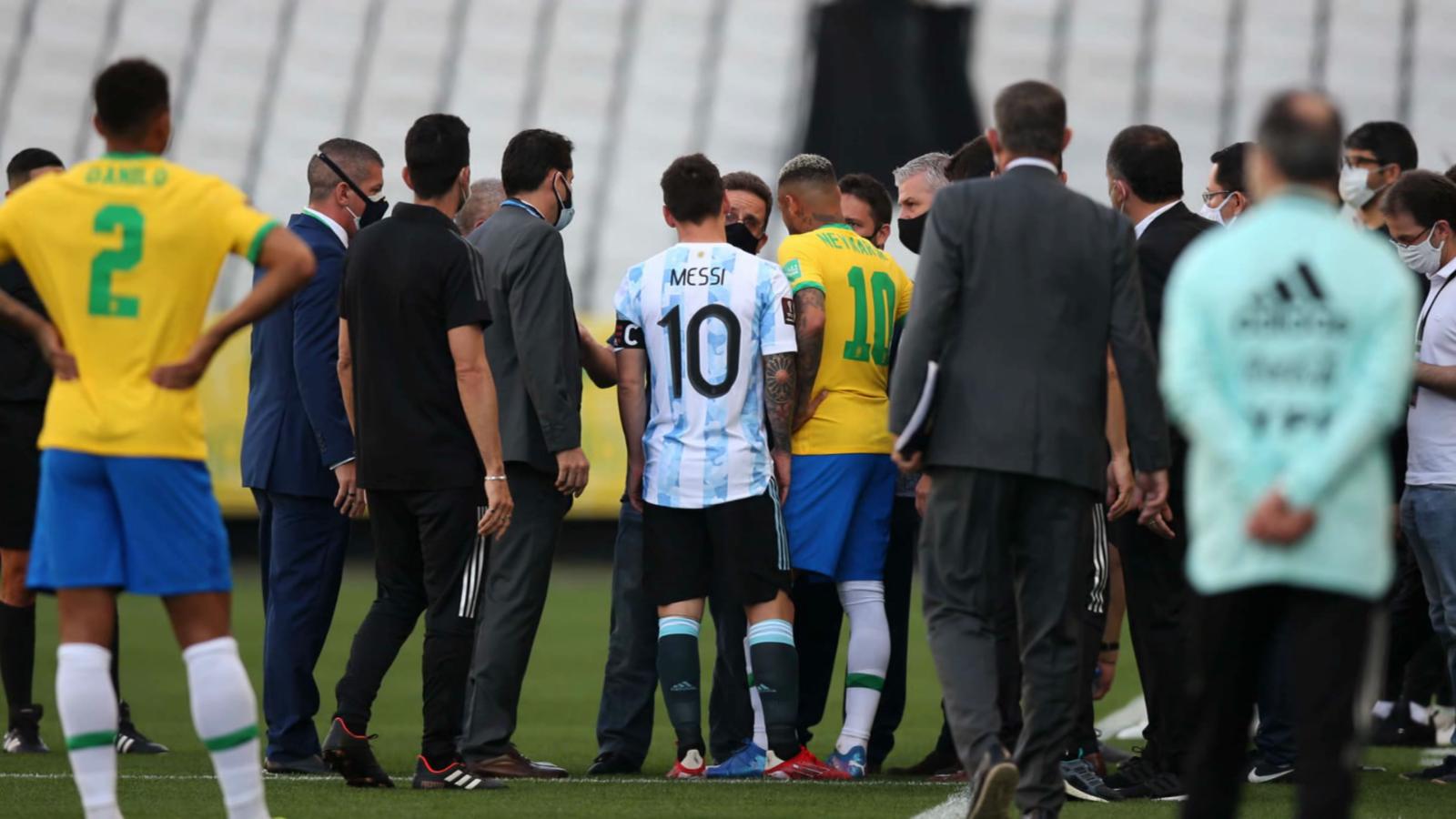 Brasil vs. Argentina: esto es lo que sabemos hasta ahora de la situación