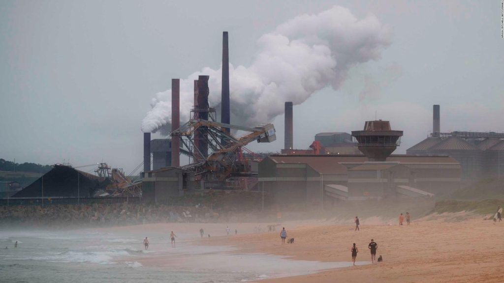 Australia se enfrenta a la ONU por producción de carbón