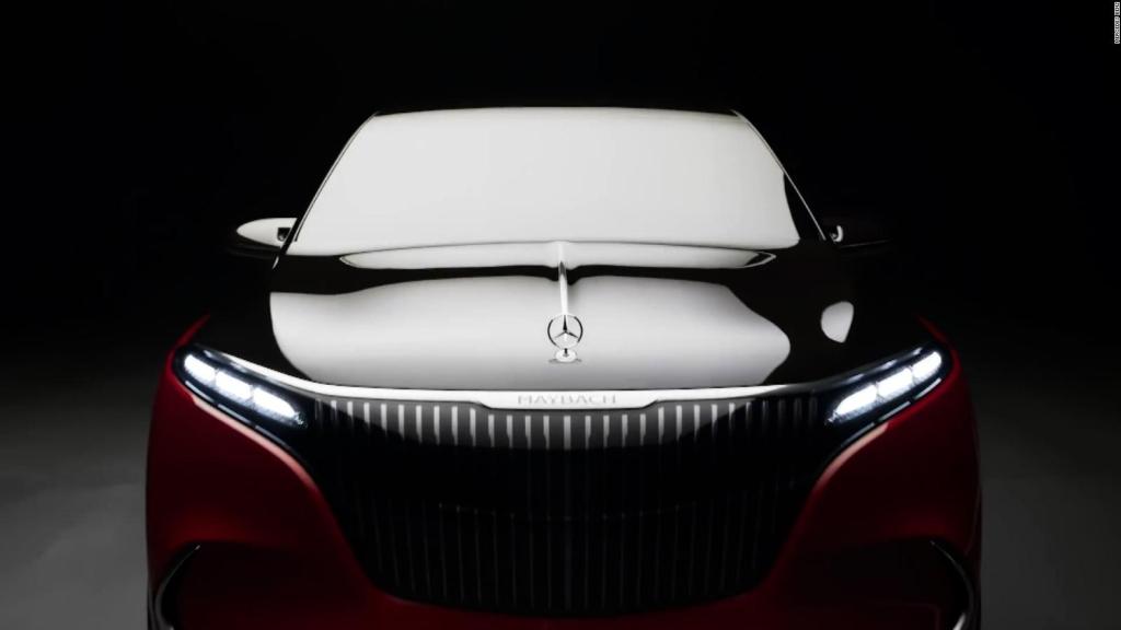 Así son los nuevos Mercedes Benz eléctricos