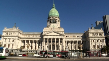 ¿Qué se renueva en el Senado argentino?