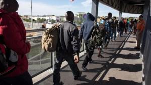 México ante dilema de deportar migrantes y el caso Haití